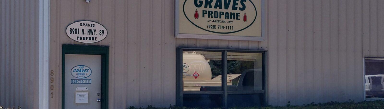 Flagstaff Propane Office on 89N